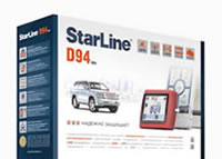 Автосигнализация StarLine Twage D94 Dialog CAN